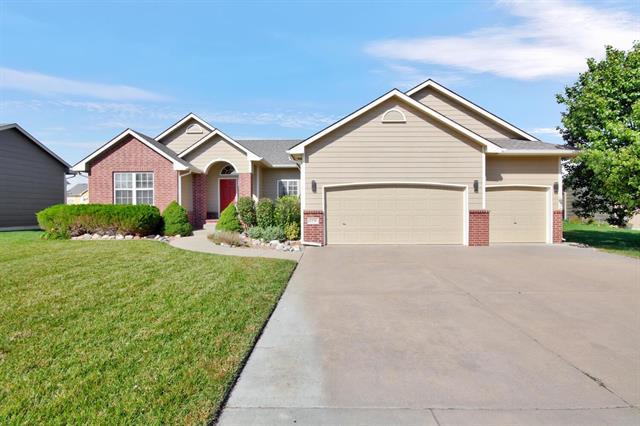 For Sale: 2350 N Castle Rock Ct, Wichita KS