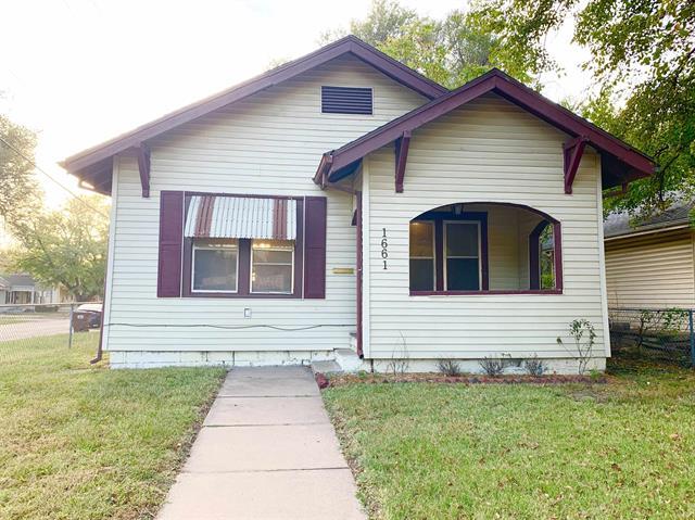 For Sale: 1661 S Lulu Ave, Wichita KS