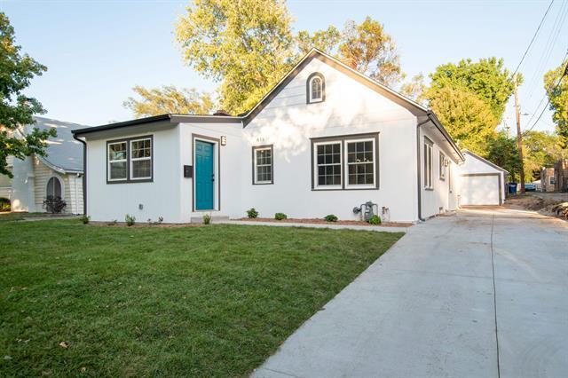 For Sale: 618 N Roosevelt St, Wichita KS
