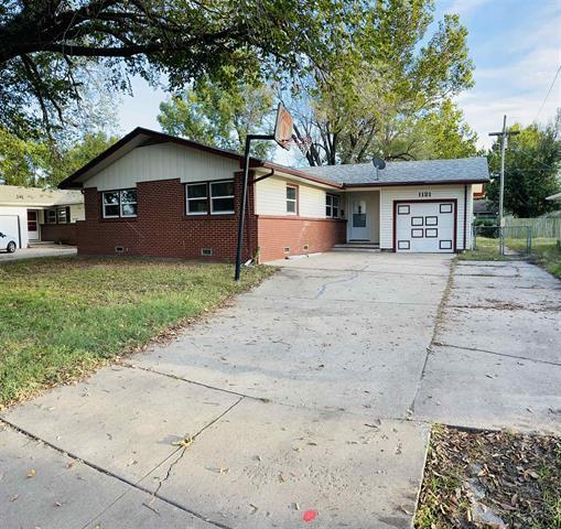 For Sale: 1121 W 29th St S, Wichita KS