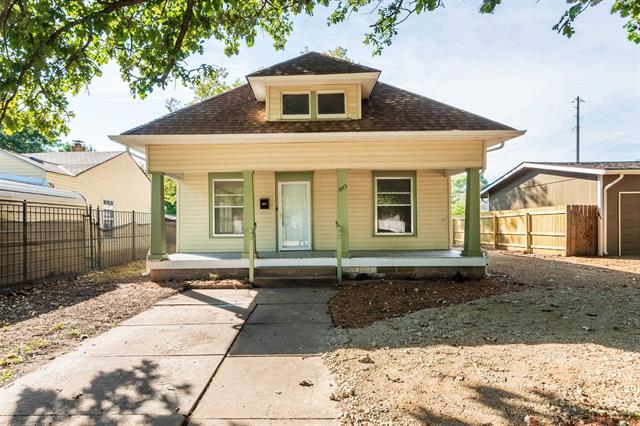 For Sale: 1843 N Burns, Wichita KS