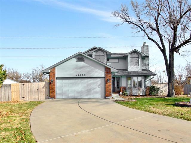 For Sale: 10330 E COUNTRYSIDE CIR, Wichita KS