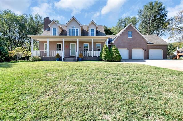 For Sale: 12529 E Castlewood Dr., Wichita KS