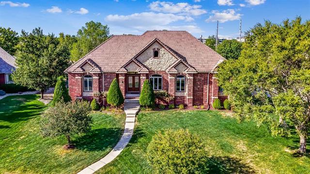 For Sale: 2925 N Fox Pointe Ct, Wichita KS