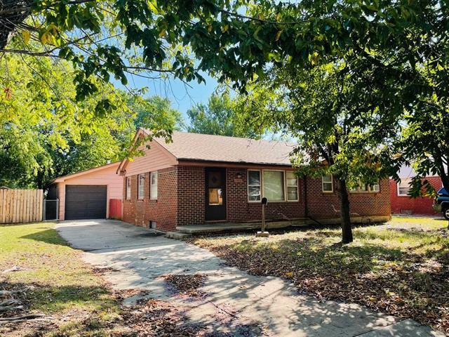 For Sale: 1532 N Gow St, Wichita KS
