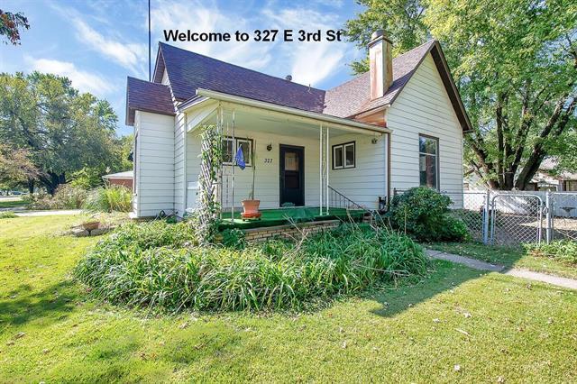 For Sale: 327 E 3rd St, Douglass KS