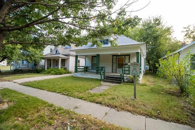 For Sale: 1246 N SAINT FRANCIS AVE, Wichita KS