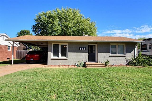 For Sale: 312 N GARFIELD ST, Cheney KS
