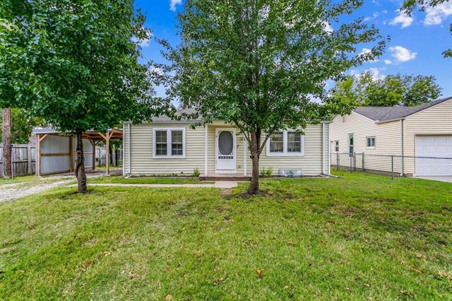 For Sale: 1817 W Irving, Wichita KS
