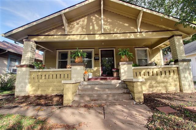 For Sale: 210 S Chautauqua ave., Wichita KS