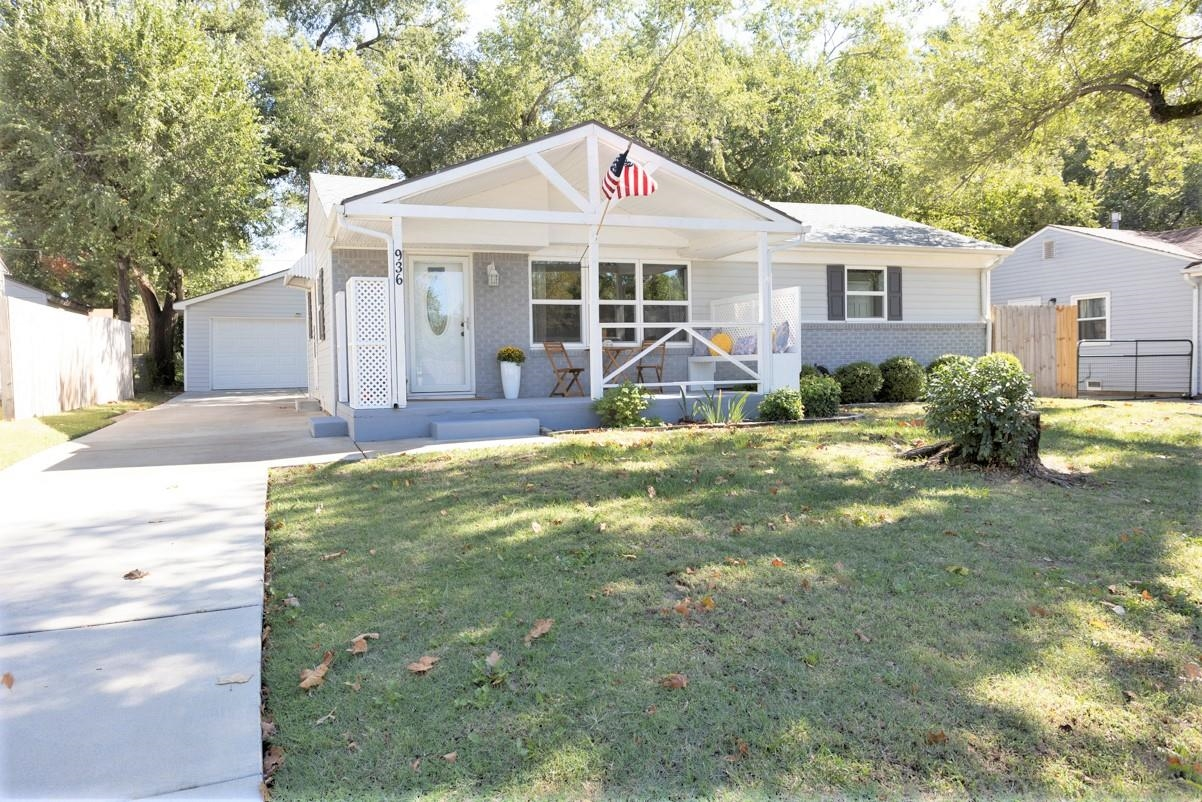 !! WOW !! This is the home you have been looking for! Located in the heart of Derby, right across th