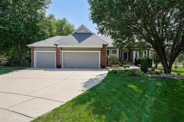 For Sale: 408 N Bridgefield Ct, Wichita KS