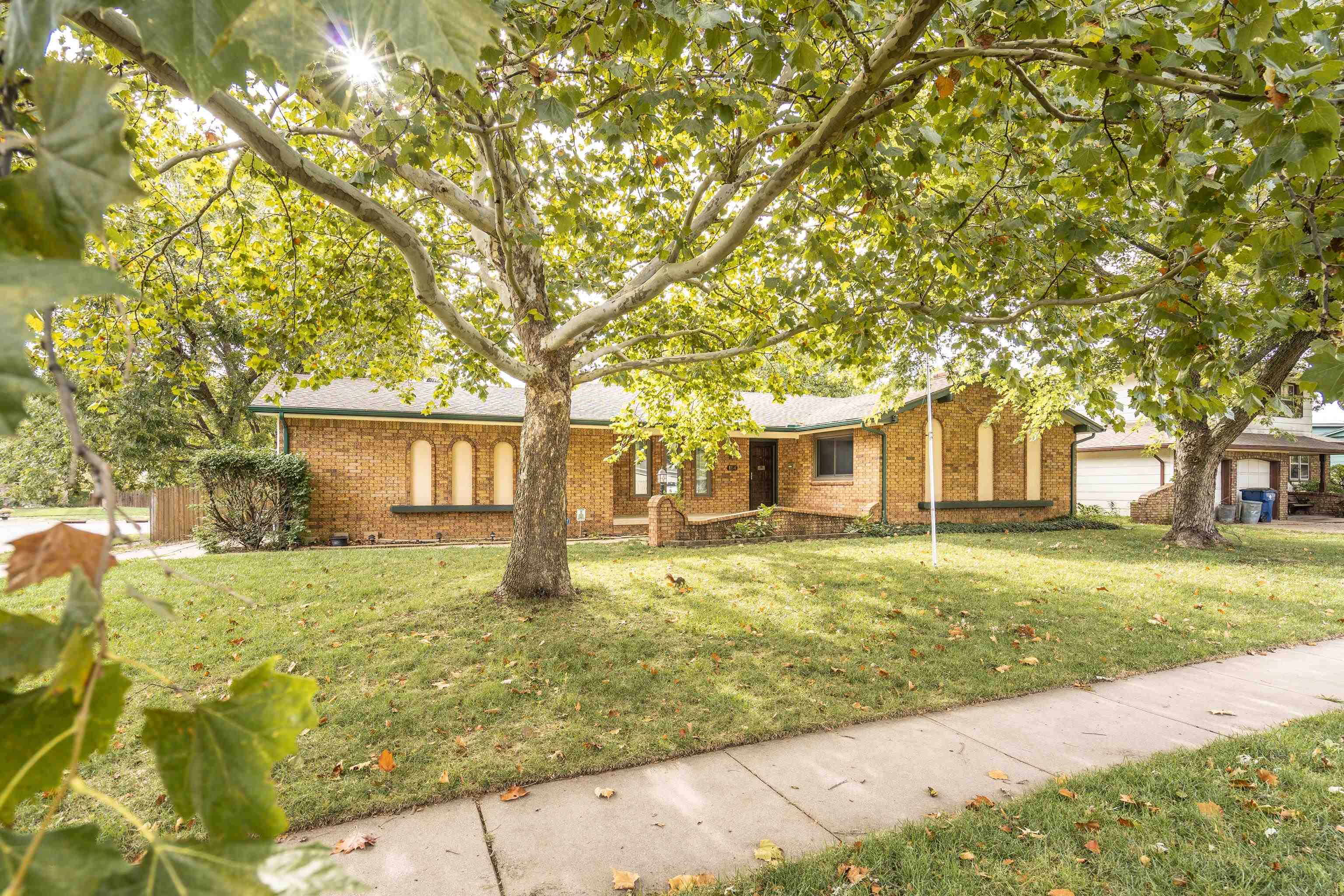 Come see this one-owner home located in an established neighborhood in East Wichita. This 3 bedroom,