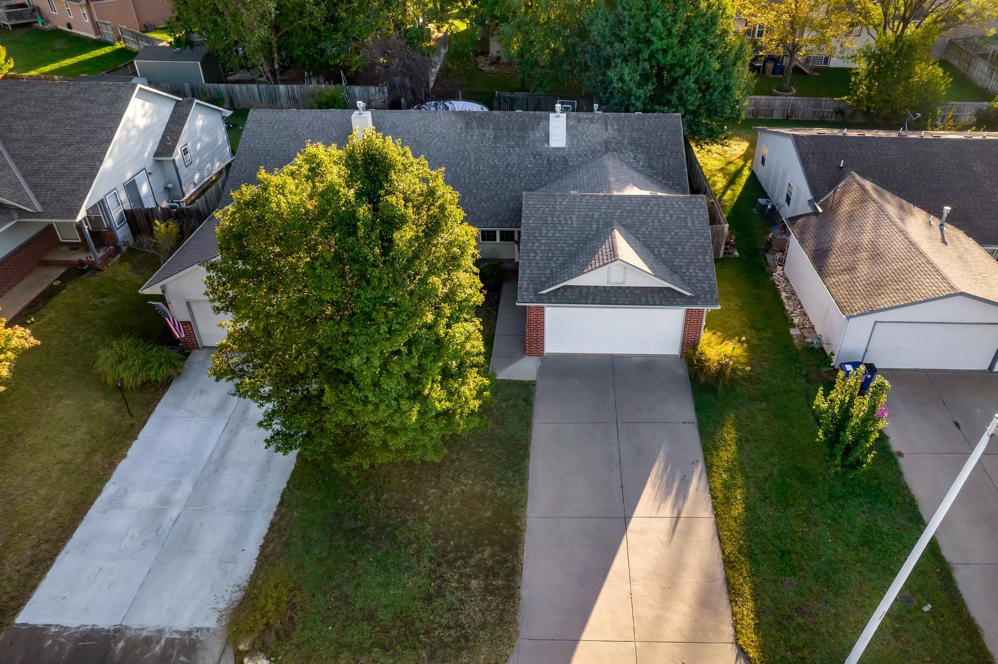 Check out this great twin home! When you first walk up to the front door, you will completly forget