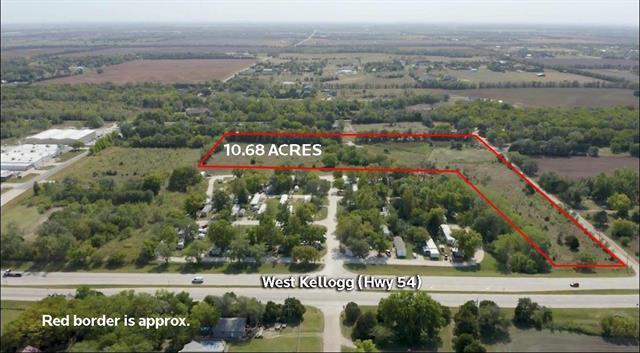 For Sale: W US 54 Hwy Lot 1, Goddard KS
