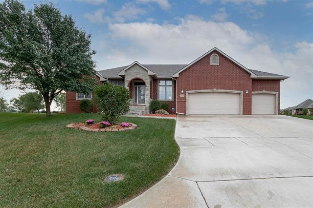 For Sale: 2118 S Triple Crown Ct, Wichita KS