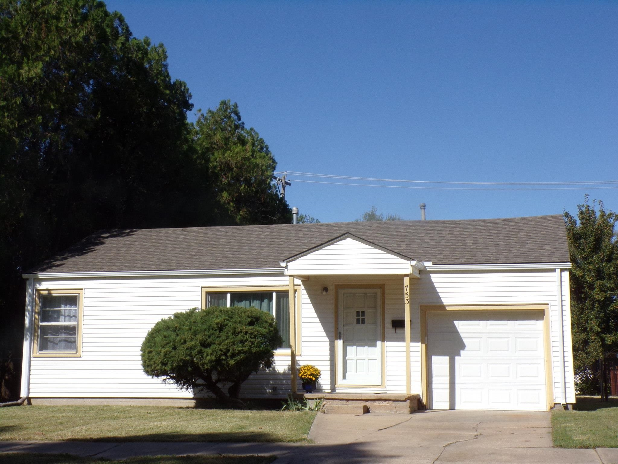 Don't miss this move-in ready, freshly remodeled ranch! This affordable 2 bedroom home features seve