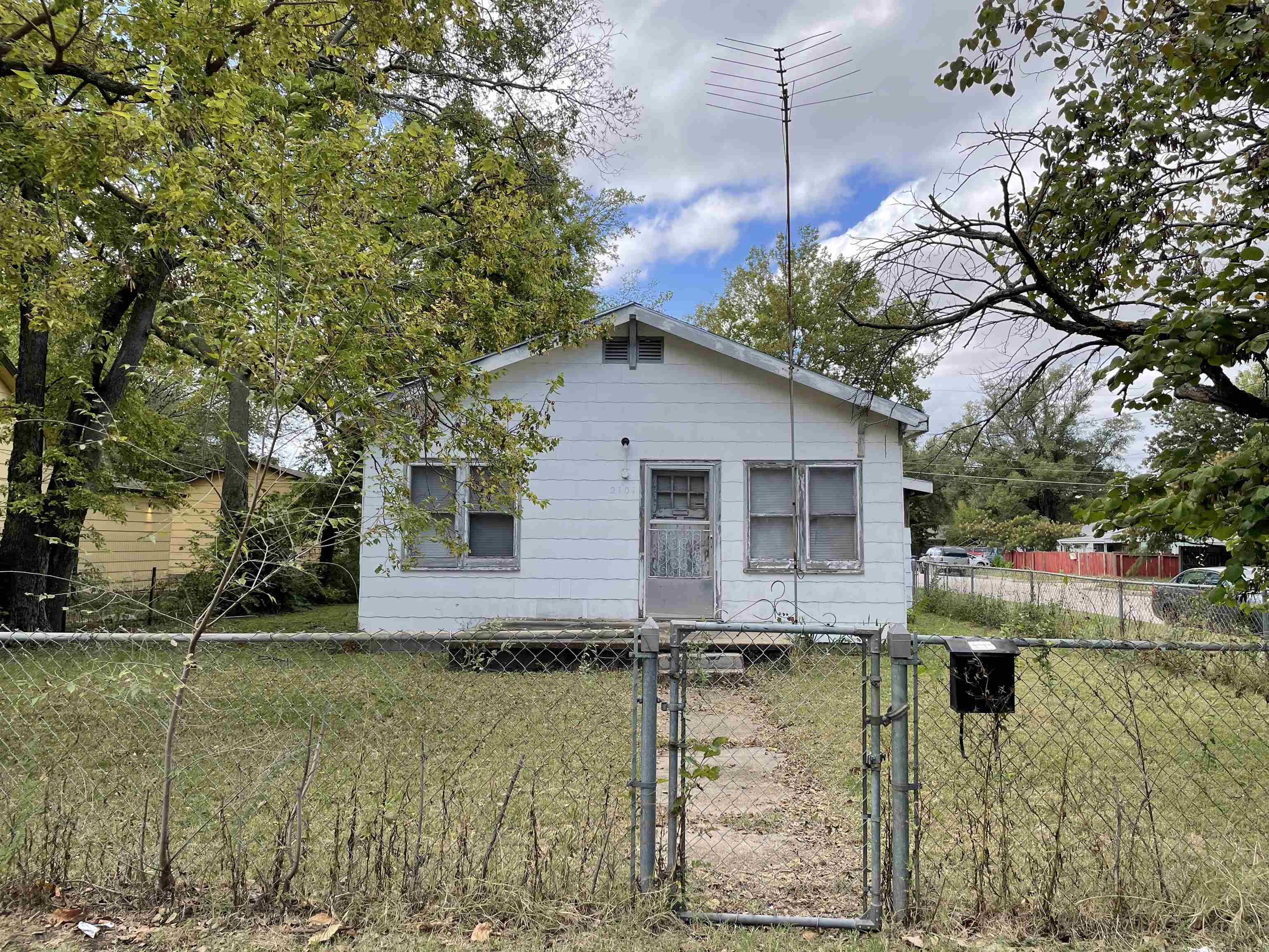 Investment opportunity.  Good rental or decent flip.  House is being sold as is.