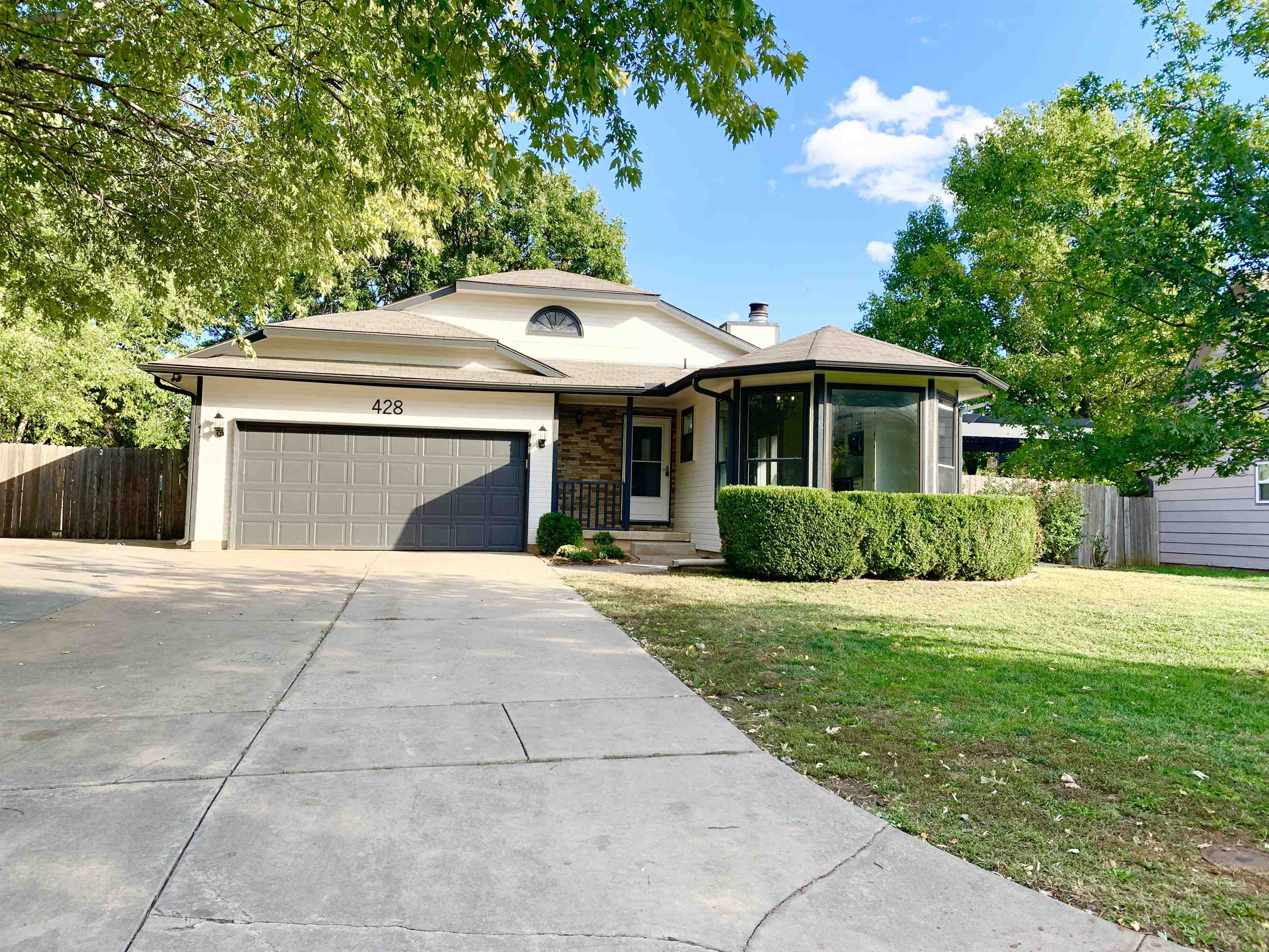 Beautifully remodeled west side charmer! As you walk in, you will see the great open layout displayi