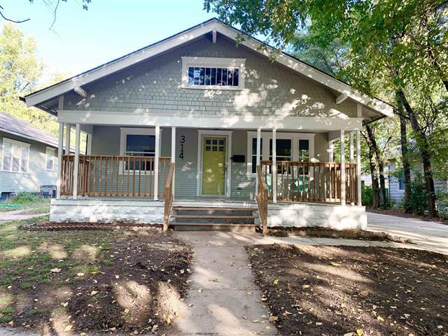 For Sale: 314 S Chautauqua Ave, Wichita KS