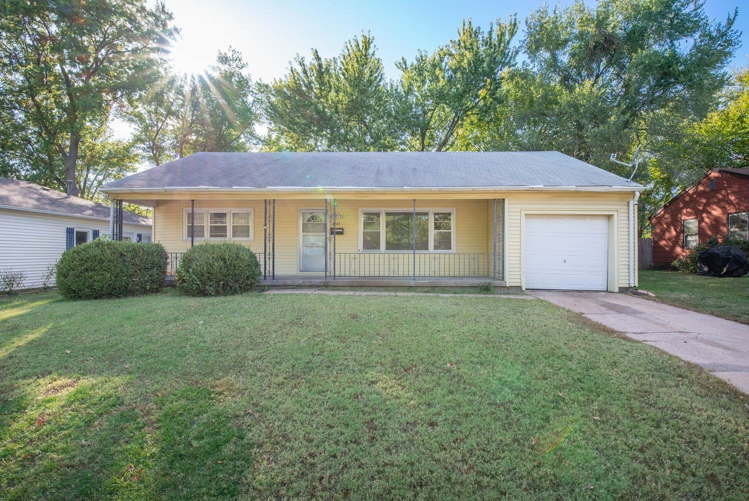 UPDATED & READY TODAY! 3 BEDROOM RANCH WITH OVER 1,000 SQ FT OF UPDATES IN A QUIET AREA!  WALK INTO
