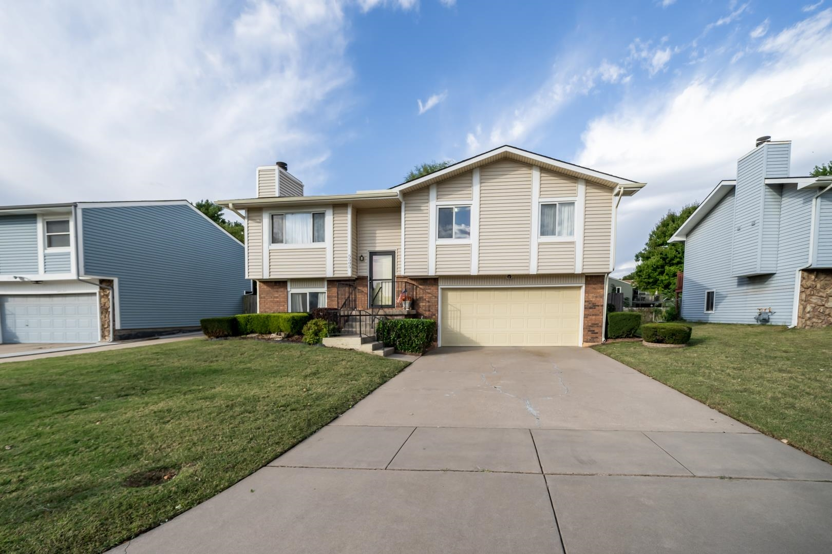 There is nothing better than finding a home that has had pride of ownership over the years.  Here it