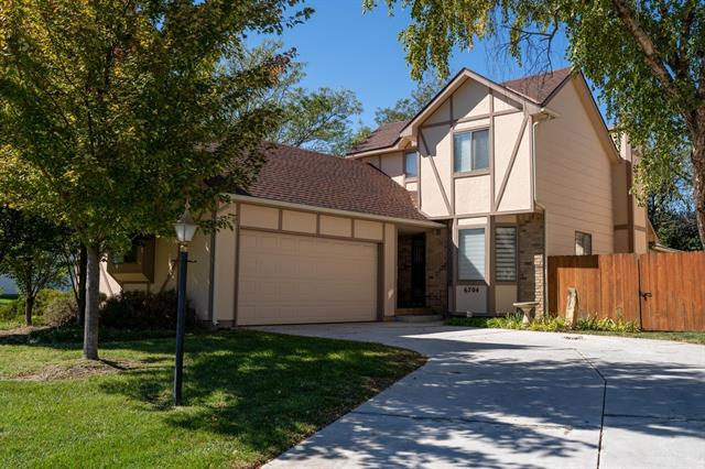 For Sale: 6704 E Pepperwood Ct., Wichita KS