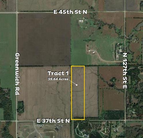 For Sale: East of N Greenwich Rd and E 37th St N – Tract 1, Wichita KS