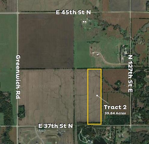 For Sale: East of N Greenwich Rd and E 37th St N – Tract 2, Wichita KS