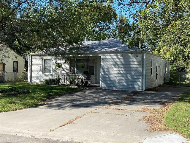 For Sale: 2119 S Glenn St, Wichita KS