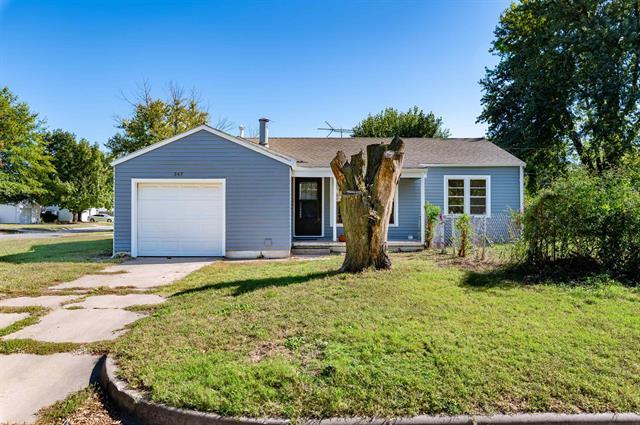 For Sale: 347 W CARLYLE ST, Wichita KS