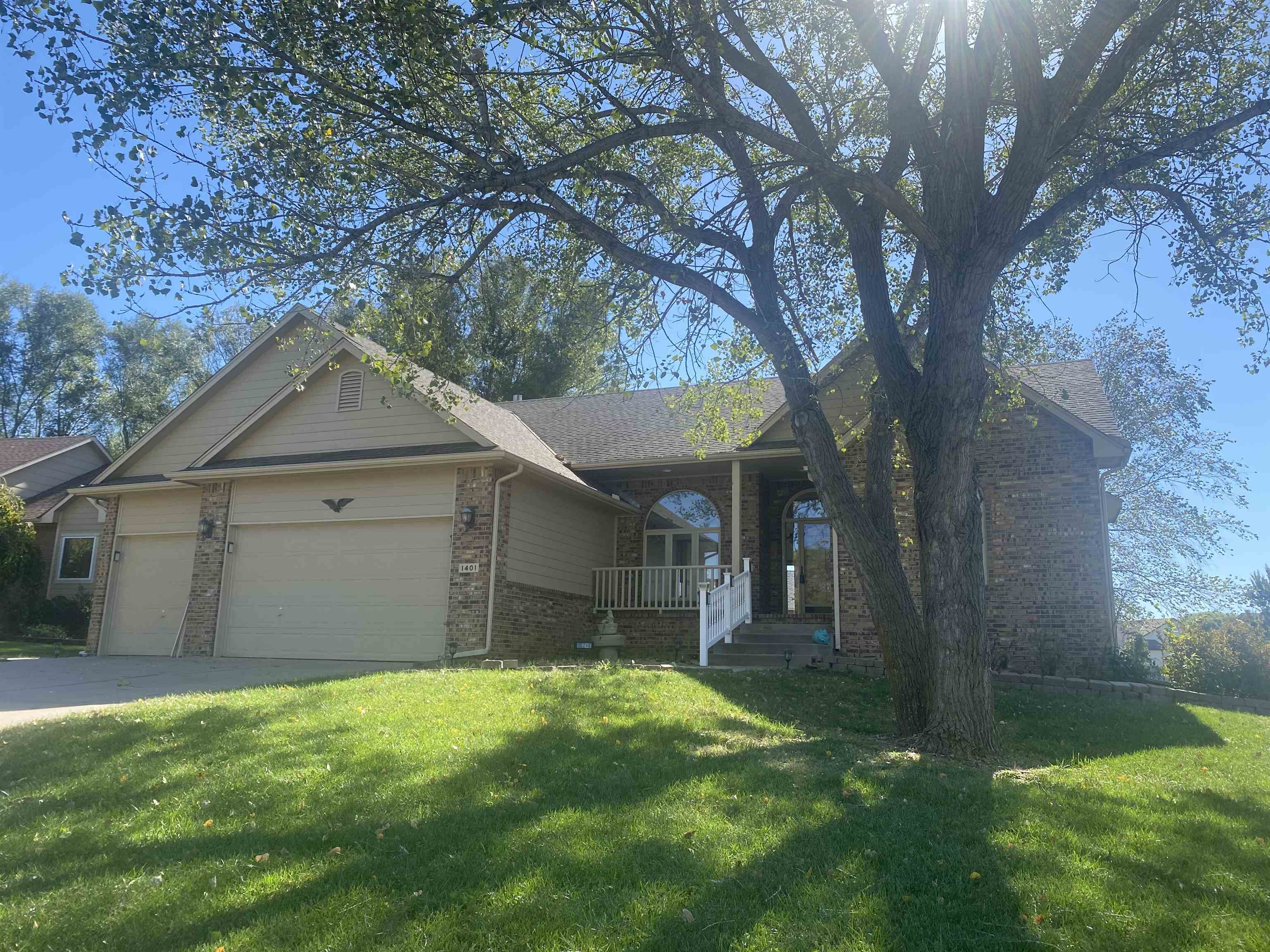 Ranch home with 5 bedroom, 3 bathroom with 3+ car garage home located in ever so desirable Derby and