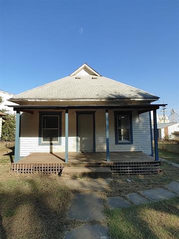 For Sale: 106 N Chisholm St, Caldwell KS