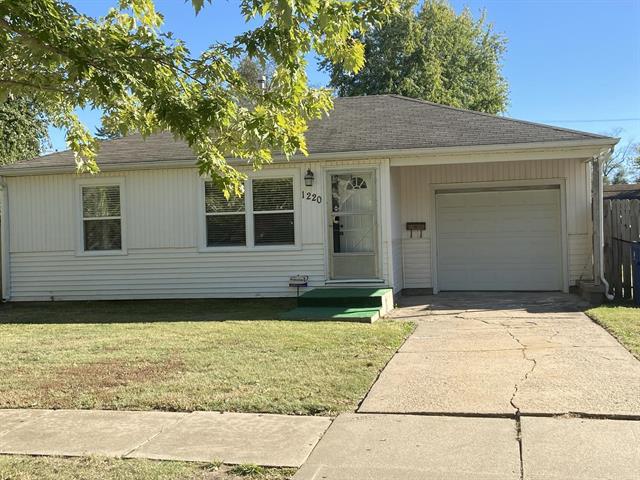 For Sale: 1220 S Silverdale Ct, Wichita KS
