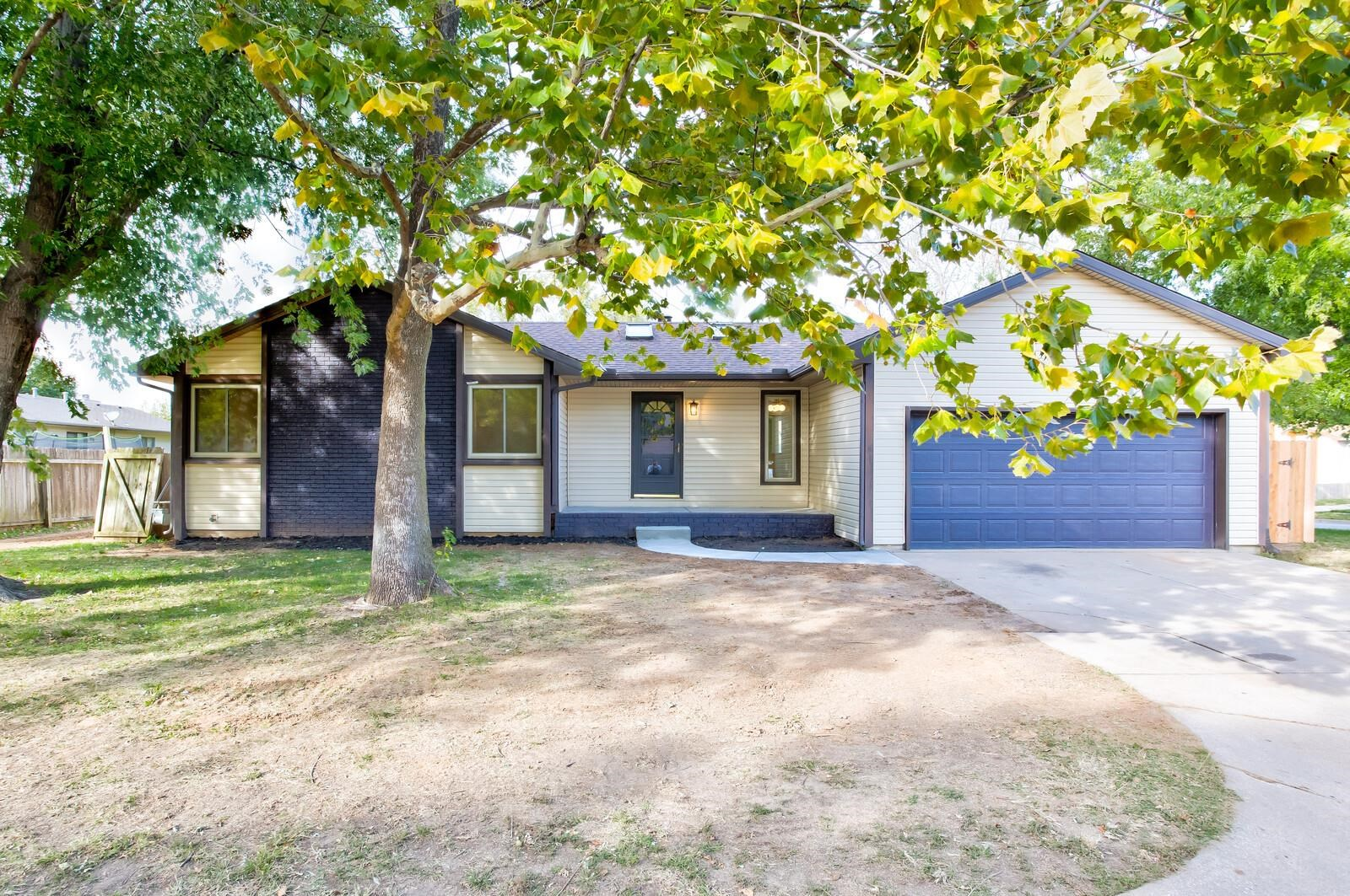 Beautifully updated 4 bedroom, 3 bathroom home with 2-car attached garage in beautiful established S