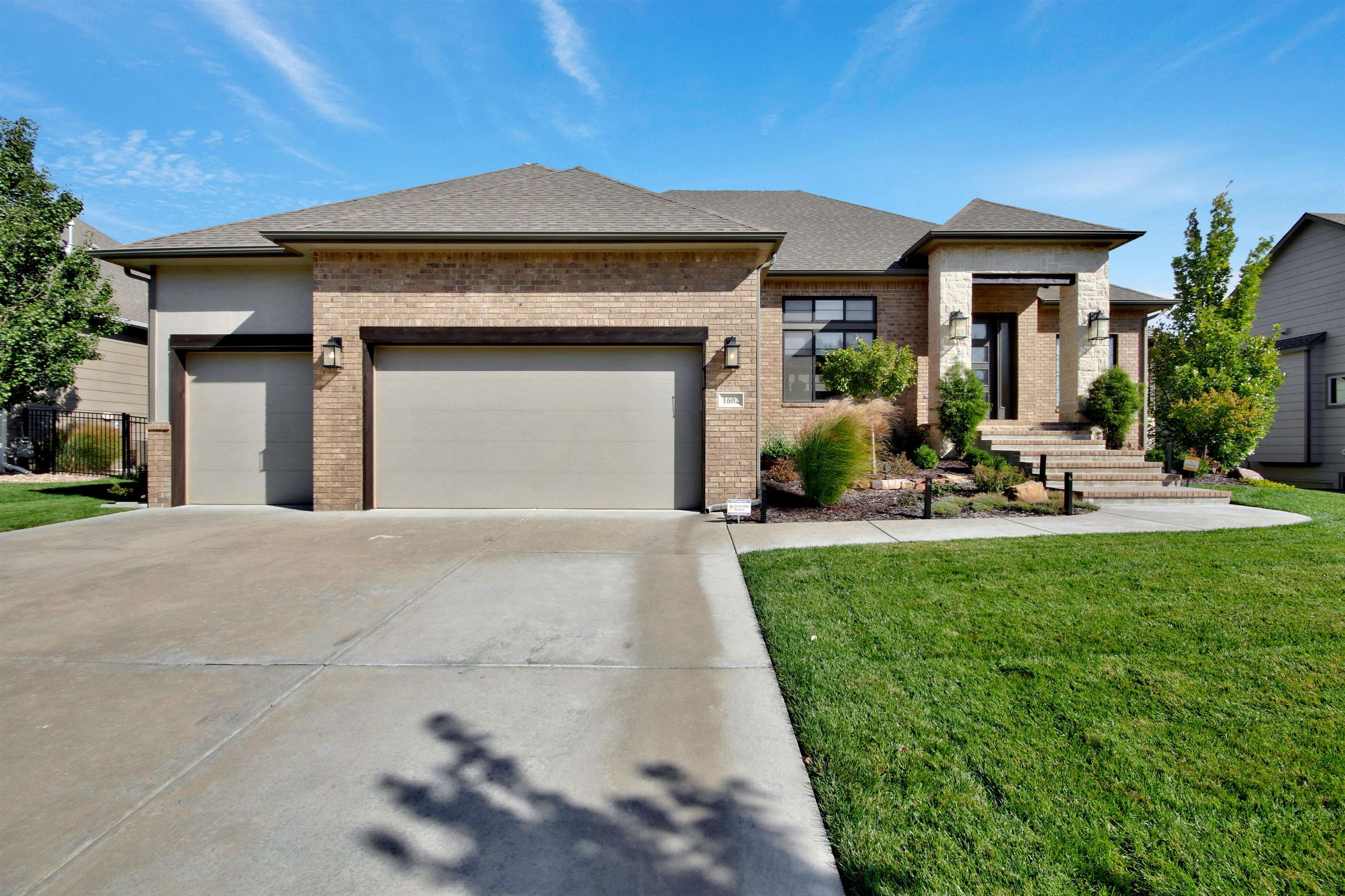 Gorgeous!  Open concept, 5 bedroom, 4 bath stunner in the desirable Andover school district and Ston