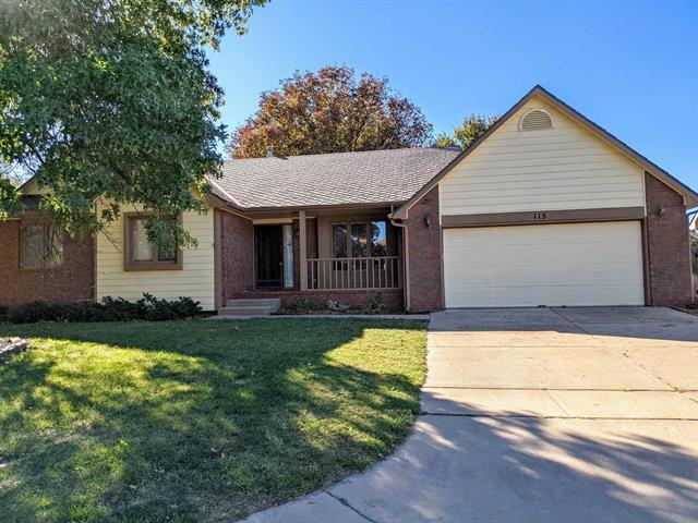 For Sale: 115 S Parkdale Street, Wichita KS