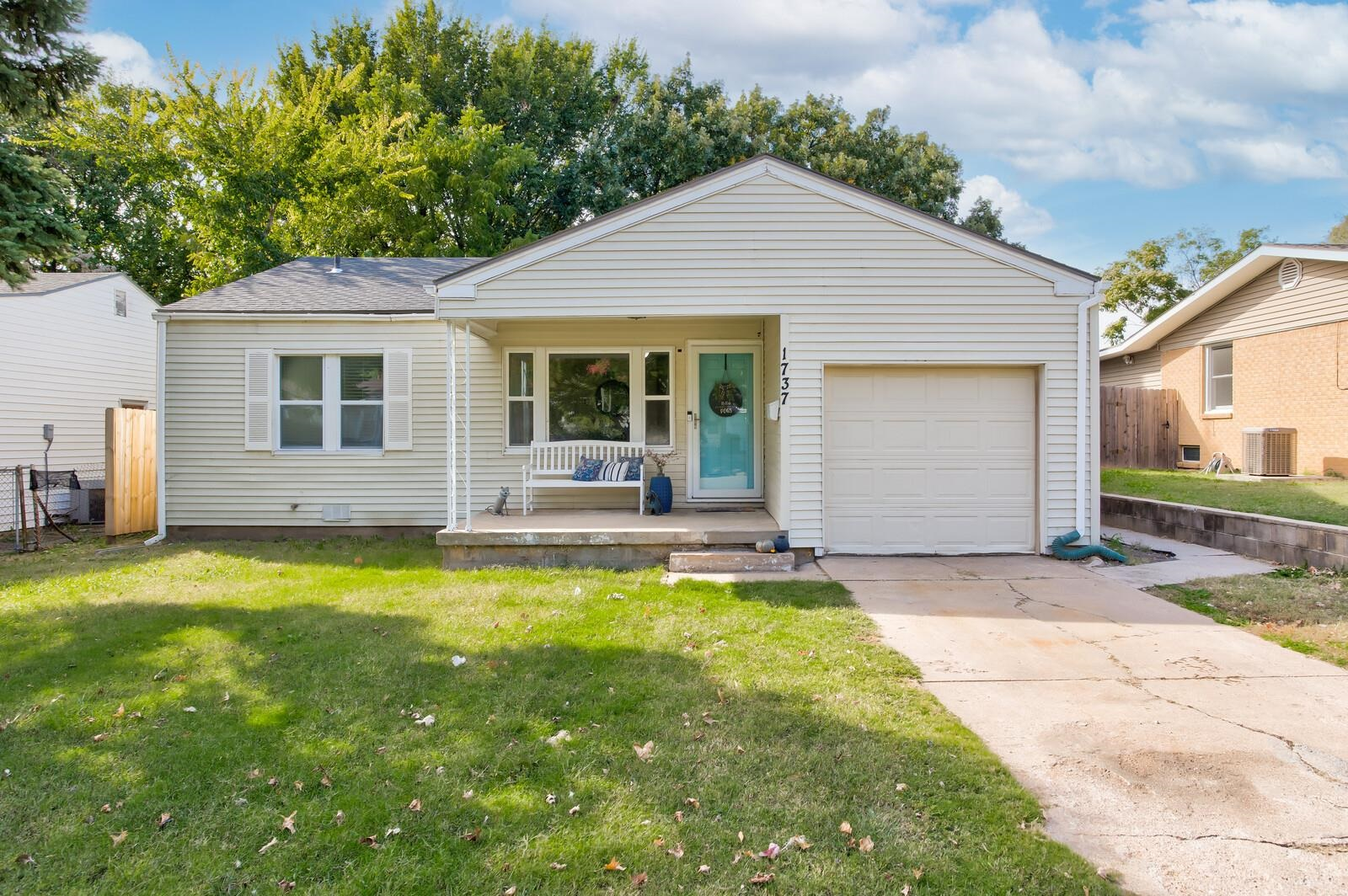 Are you looking for a truly move-in ready home?  This house is it!  Upon entry, you'll see the fresh