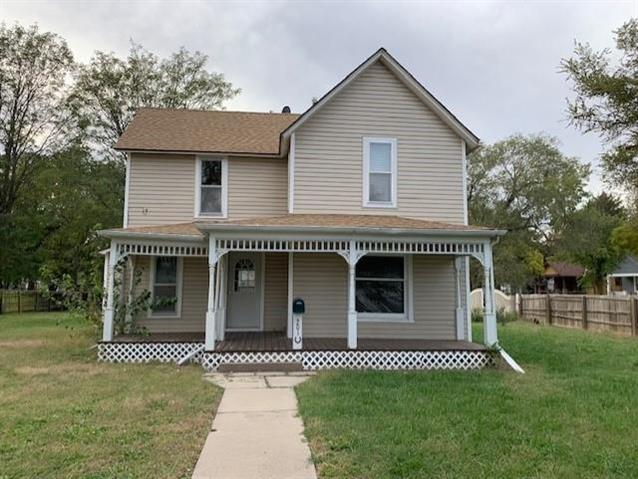 For Sale: 201  Old Main St, Newton KS