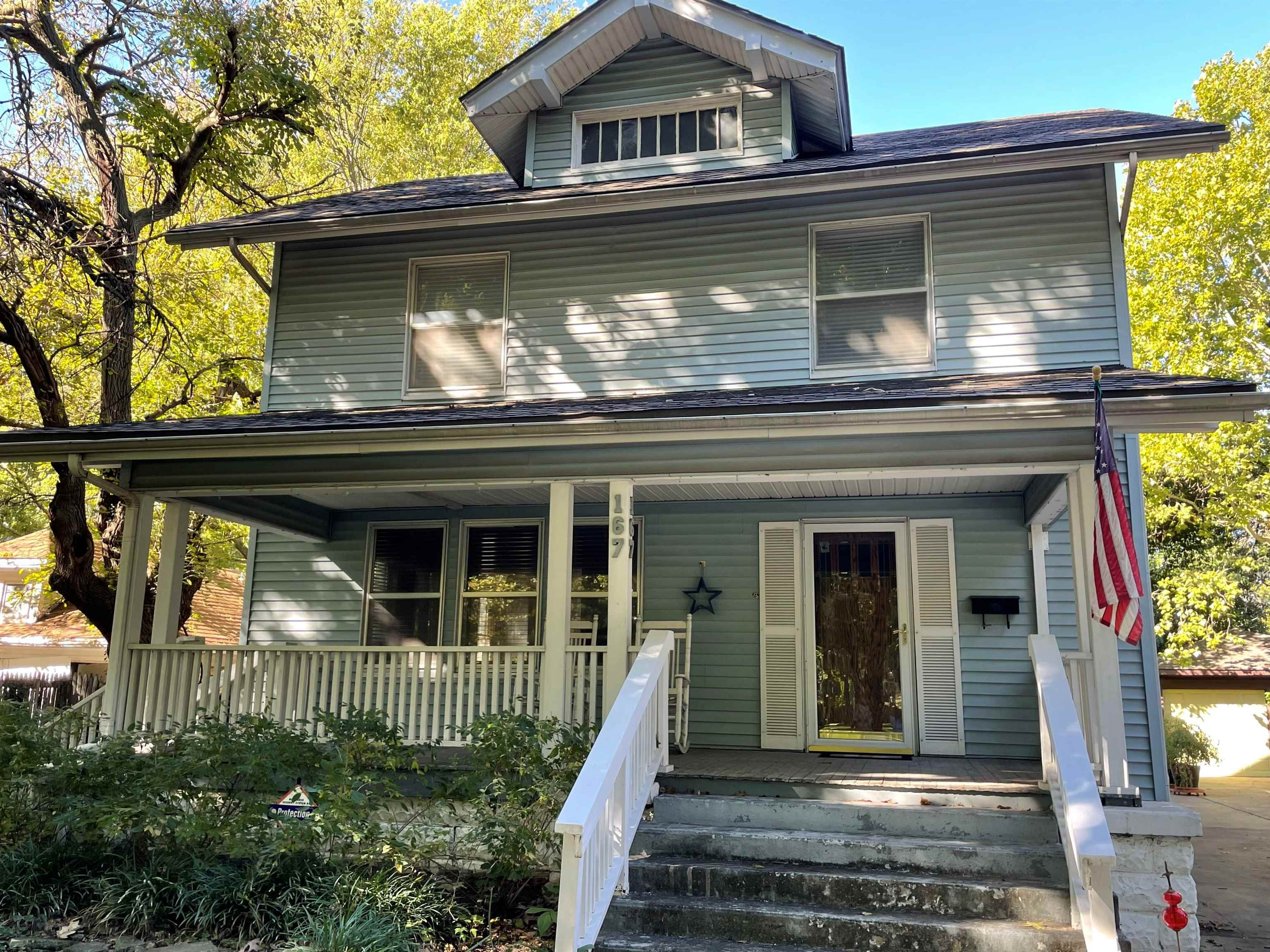 Everything you love about College Hill and more! Super wide baseboards, huge open rooms with wide ca
