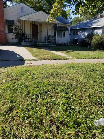 For Sale: 1121 W HARRY ST, Wichita KS