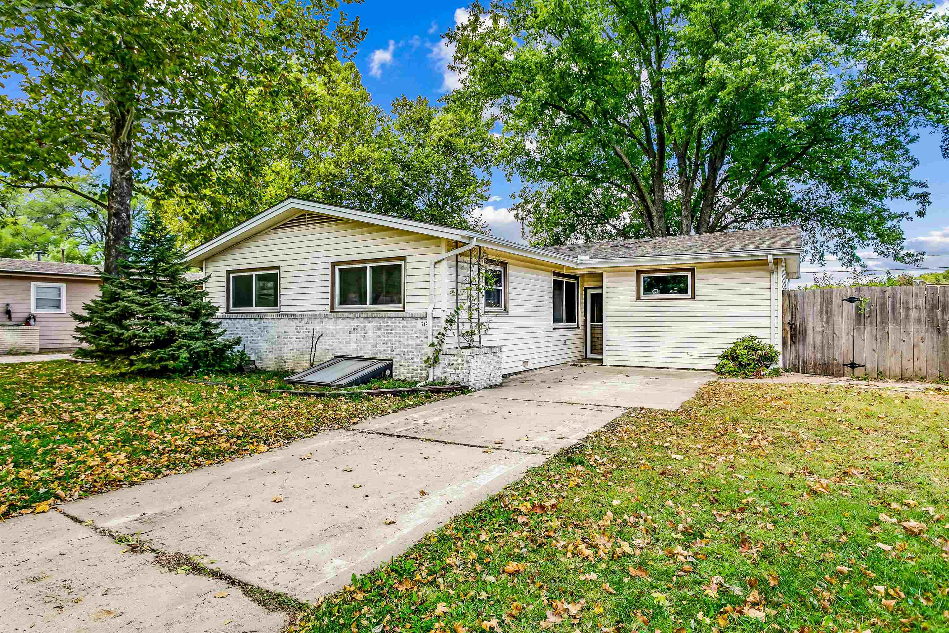 Hard To Find In This Price Point 4 Bedroom 2 Full Bath Ranch With Finished Basement! Same Owner Sinc