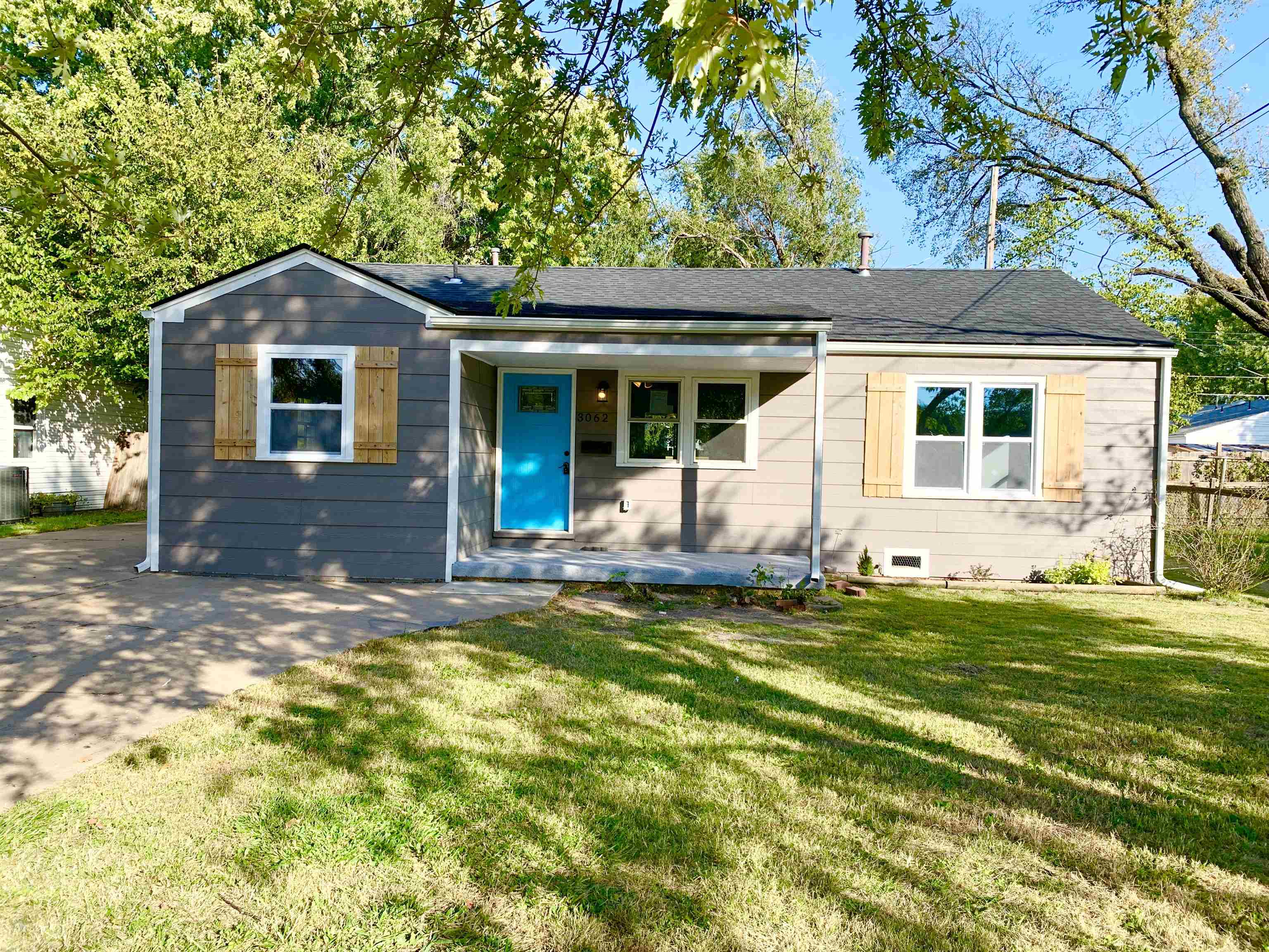 NEW! NEW! NEW EVERYTHING! You don't want to miss this adorable home in a great, well-kept neighborho