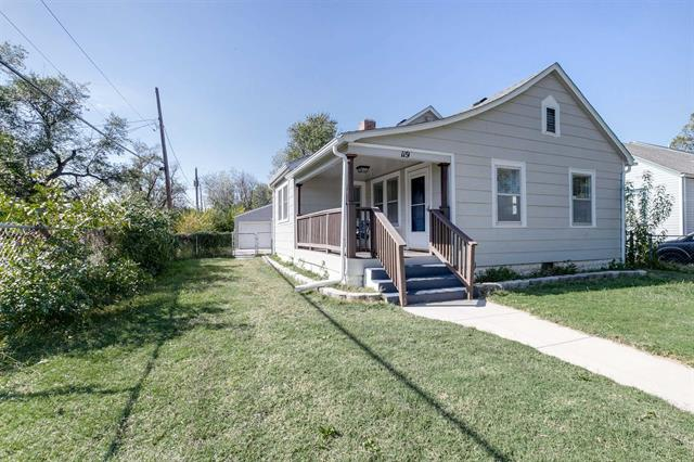 For Sale: 119 N Richmond Ave, Wichita KS
