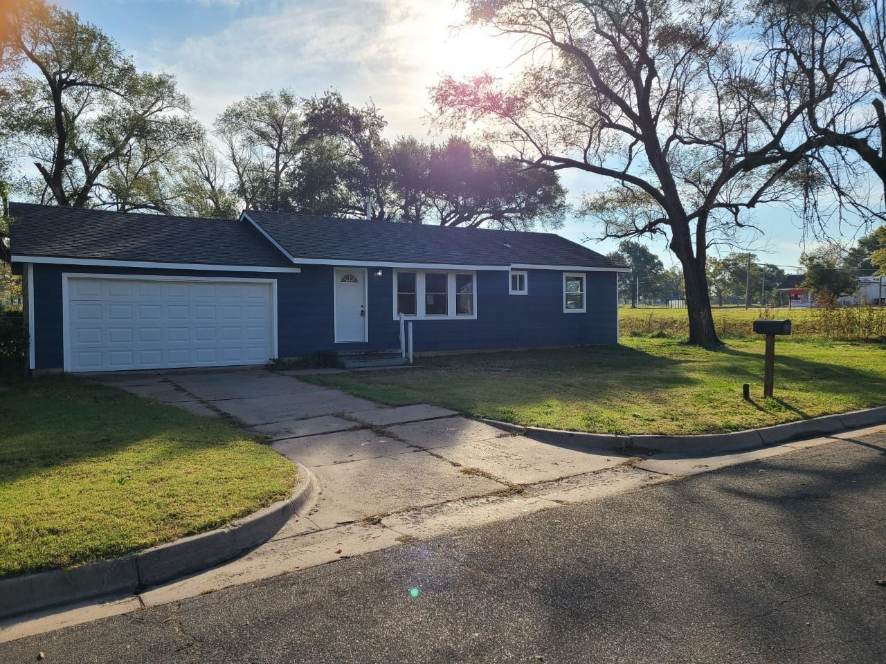 Totally remodeled house with an added room that is the master bedroom!!! for a total of 4 bedrooms a