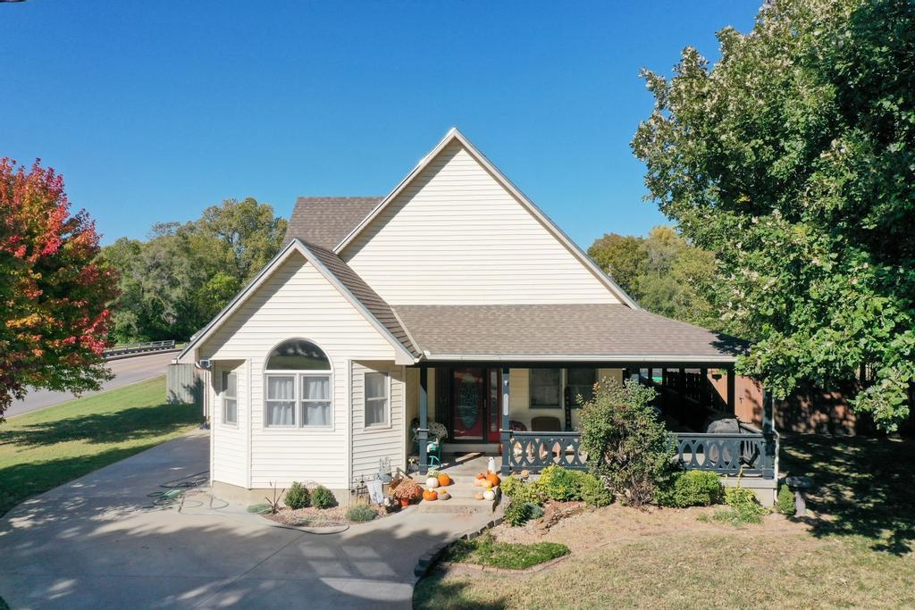 Stunning, one owner home on a corner lot in the heart of Newton. This home exudes warmth and charm both inside and out. This home has so many storybook features you're sure to fall in love with, especially the wrap around porch not commonly found in many homes. The inside of this home is just as spectacular with an open floor plan, vaulted ceilings and spacious bedrooms. You need to walk through this home to fully appreciate all it has to offer!