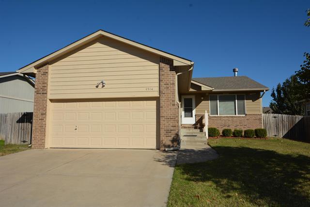 For Sale: 1514 E 45th St S, Wichita KS