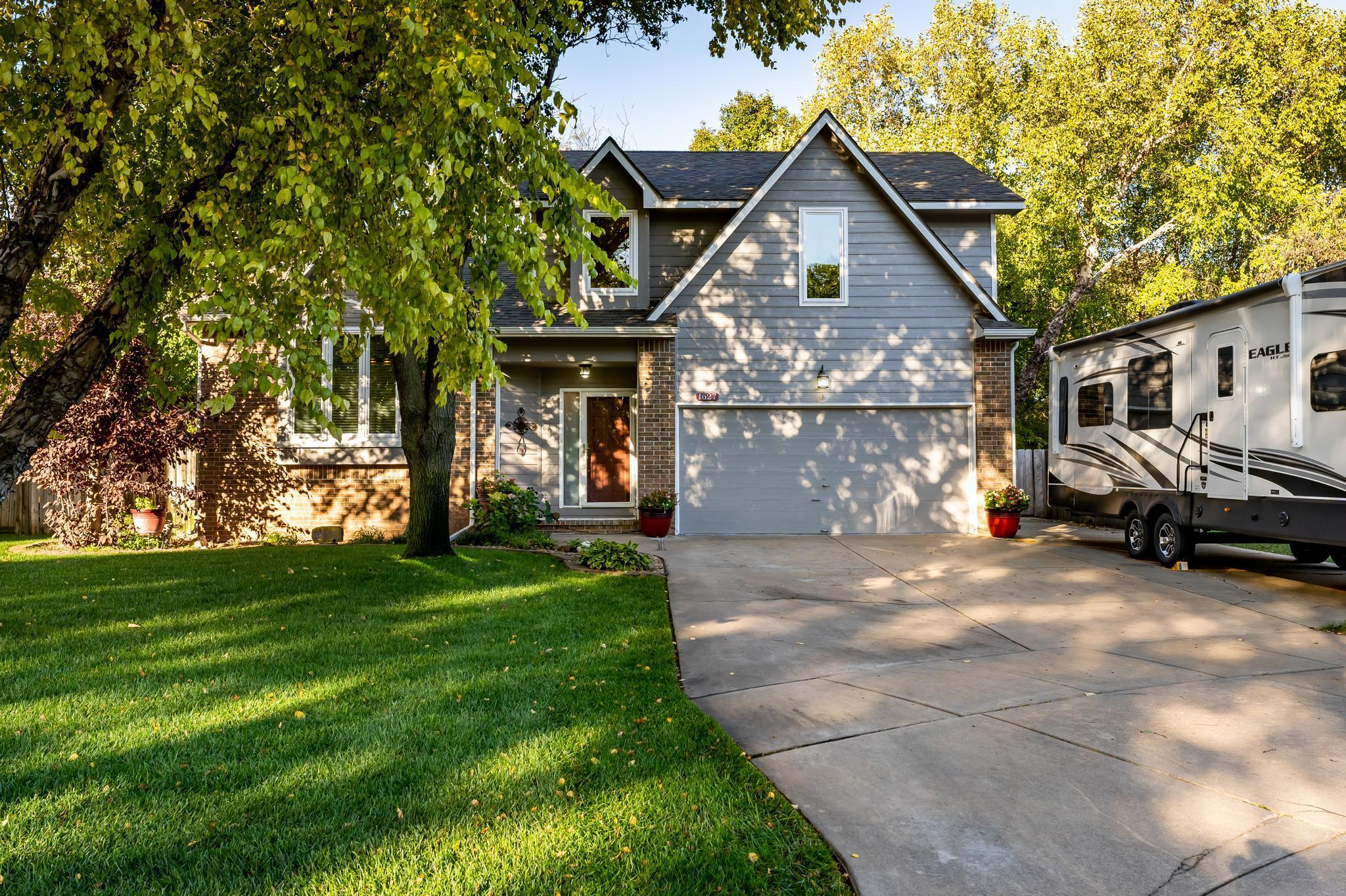 Wow, you're going to be impressed with this home!! Great west side location offering 3 bedrooms and