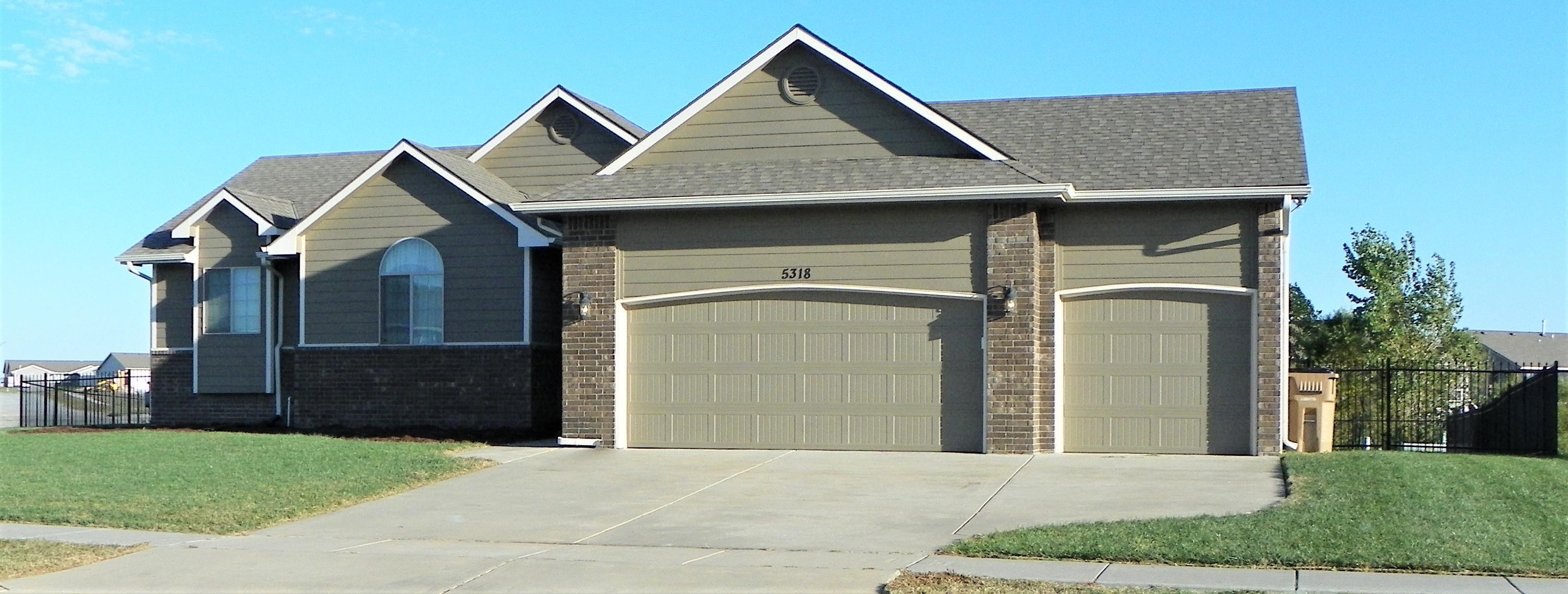 Super hard to find property in today's market! This 6 year old home in the Rock Spring Addition is n
