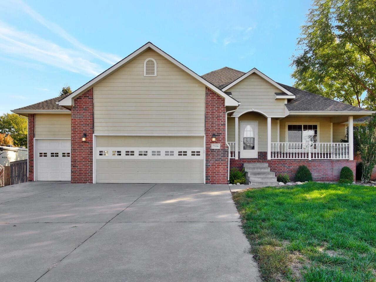 Nestled on just under a 1/2 acre, custom built 4 bedroom, 3 bath home with 20x40 swimming pool, 20x2